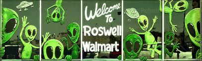 Alien Wal-mart
